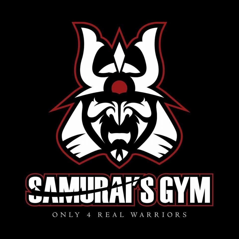 samurais gym only 4 real warriors