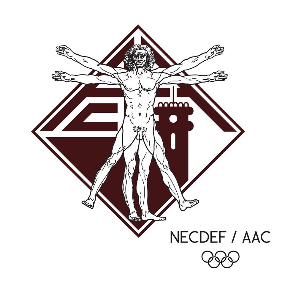 logotipo necdef aac