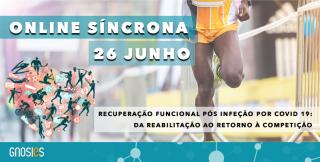Recuperação funcional pós infeção por COVID 19 – Da reabilitação ao retorno à competição