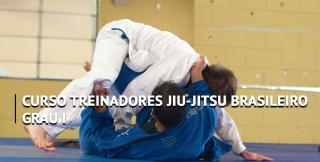 Curso Treinadores - Jiu-Jitsu